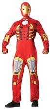 FANCY DRESS COSTUME ~ MENS MARVEL AVENGERS CLASSIC IRON MAN STD
