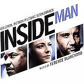 Terence Blanchard Inside Man Original Motion Picture Soundtrack CD New Sealed