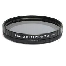 Nikon 72mm Circular Polarizer Filter *NEW* *OLD STOCK*