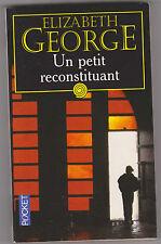 """"""" Un Petit Reconstituant """"  Elizabeth George - Très bon état . Pocket 2002 ."""