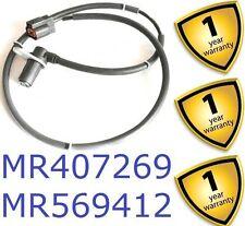 Mitsubishi Pajero/Shogun 2.5 3.2 3.5 2000-06 Front Right ABS Sensor MR407269