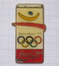 COCA-COLA / OLYMPISCHE SPIELE BARCELONA 1992 ............. Pin (128a)