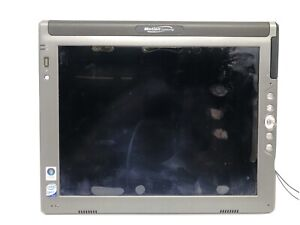 """Motion Computing T006 LE1700 12"""" Tablet Windows 10 Pro 75GB HDD 4GB Ram TESTED"""
