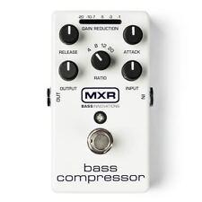 MXR Bass Compressor FX Pedal
