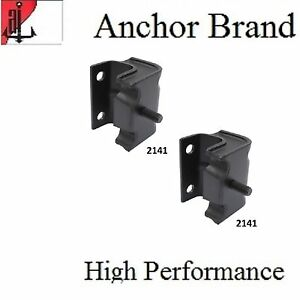 2 PCS FRONT LEFT & RIGHT MOTOR MOUNT For 1962 Ford GALAXIE 500 4.8L