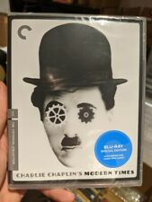 Modern Times (1936) Criterion Collection (Blu-ray) BRAND NEW!!