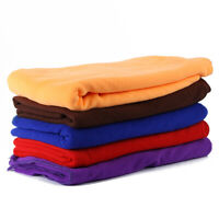 Solid Supersoft Microfiber Beach Home Towel Bath Towel Extra Large Sports Towel