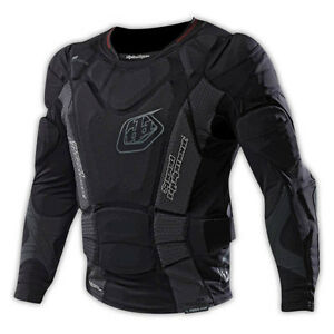 Troy Lee Designs TLD 7855 YOUTH Hot Weather Shirt LS Upper Protection Armor