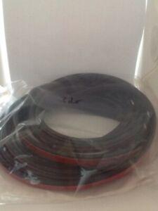 FORD SIERRA MK1 BUMPER TRIM,BLACK,COSWORTH,RS