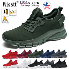 New listing Men's Jogging Hiking Sneakers Classic Soft Skateboard Walking Shoes Gym Running