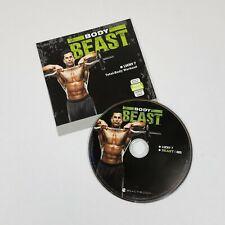 Beachbody Body Beast LUCKY 7 Total Fitness Routine Workout Exercise Bonus DVD