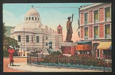 M 67 ALGERIA/ALGER -ORAN, La Statua de la Liberté et la Cathėdrale