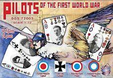 Orion 1/72 WWI Pilots # DDS72003