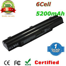 Battery FUJITSU LifeBook AH530 AH531 BH531 A512 CP477891-01 FMVNBP186 FPCBP250