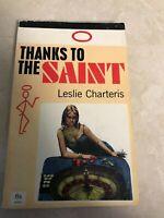 Thanks to the Saint Leslie Charteris 1965 Hodder