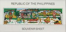Philippines 1983 Souvenir Sheet#1646f Christmas - MNH