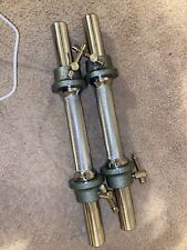 """vanko Adjustable 1-1/16"""" Dumbbell Handles (SDH-U) Pair"""