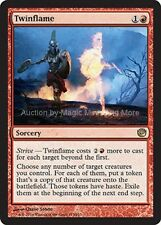 Journey Into Nyx ~ TWINFLAME rare Magic the Gathering card