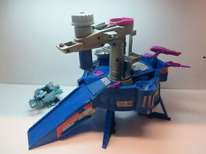 Z-bots Space VORTEXX HQ Battle Station Playset, and Spaceship Galoob 1994