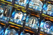 DOCTOR WHO FIGURE SELECTION - BLUE CARDS - ALL DIFFERENT - MOC - SEE PHOTOS!