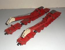 Hornby Dublo 4620 Breakdown Cranes x 2