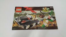 LEGO  !! INSTRUCTIONS ONLY !! FOR 5934