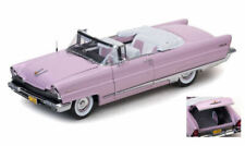 SUNSTAR SS4656 LINCOLN PREMIERE OPEN CONVERTIBLE 1956 PINK 1:18