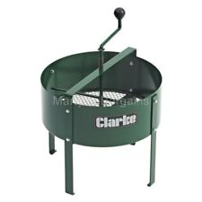 Clarke Rotary Soil Sieve.Sieve soil & compost to get smooth,fine results.CRS400