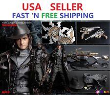 1/6 Van Helsing Figure FULL set Hugh Jackman Vampire Monster Hunter Ship from US
