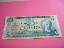 1979 - Canada $5 bill - Canadian five dollar note - 30183868562