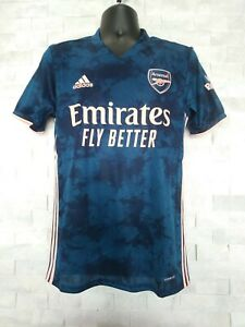 Adidas 2020-21 Arsenal 3RD Jersey (GH6653)