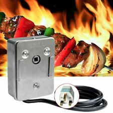 Electric Universal Rotisserie Motor Grill Replacement Stainless Steel Bbq Tool