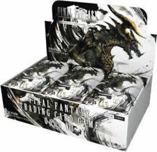 Final Fantasy #8 TCG Opus VIII Booster Box FFTCG SEALED!!