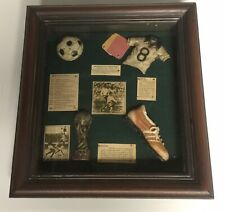 World Cup Soccer Collectible History Of The World Cup Wall Plaque