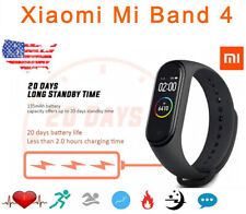 Original NEW Xiaomi Mi Band 4 Fitness Pedometer Heart Rate AMOLED Smart Watch