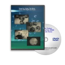 Target for Today: Story of WWII 8th Eighth Air Force World War II WWII DVD C167