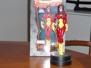 Spider-Woman Statue (Avengers)