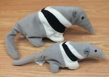 Genuine Ty Beanie Babies Collection 1998 / 93 Ants Anteater & Baby! *Read*