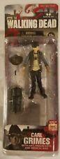 Walking Dead Carl Grimes Figure