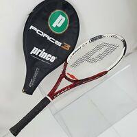 Prince Force 3 Lumina Ti OS Graphite Tennis Racquet Excellent 4 3/8 (3) Grip