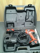 Skil Duel Power 12V Cordless Drill Driver w/Case, Battery & Charger