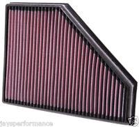 K/&N SPORTS PERFORMANCE OE AIR FILTER BMW 325d//330d//525d//530d//730d//X3//X5 3.0d