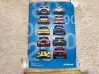 Prodrive 2021 official history poster Aston Martin Porsche Subaru Ford BMW MINI