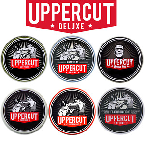 Uppercut Deluxe Hair Styling Product For Men Premium Class