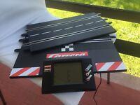 Carrera 30342 DIGITAL 124 132 Contagiri Elettronico come nuovo Custodia original