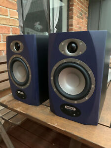 Tannoy Reveal 5A Active Studio Monitor Speakers 1 Pair