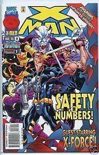 X-Man 1995 series # 18 near mint comic book
