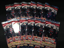 12 x YuGiOh Hidden Arsenal 5 Steelswarm Invasion Booster Packs (5 Cards/pack)