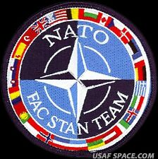 USAF NATO FORWARD AIR CONTROL STANDARDIZATION TEAM ORIGINAL VEL PATCH