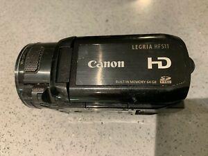 Canon Legria HF S11 HD Video Camera